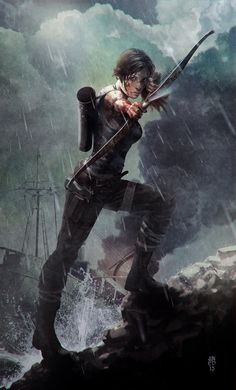 Lara Croft is a fictional character and the main protagonist of the video game series Tomb Raider by Japanese video game publisher Square Enix. Lara is one of the most famous and recognizable video game characters in the history.