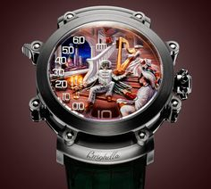 It just keeps getting better and better for timepiece aficionados