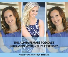 This week on the podcast we chat with business executive & author Kelly Resendez on creating work/life harmony. Alpha Female, Health And Nutrition, How To Find Out, Interview, Notes, Medium, Business, Check, Life