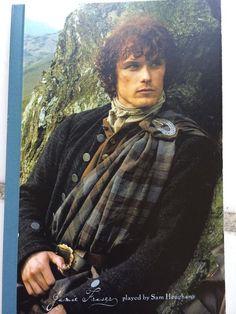 Outlander swag