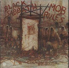 BLACK SABBATH--Mob Rules