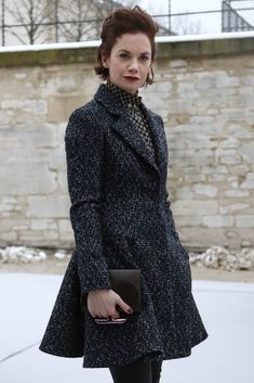 Ruth Wilson in Dior Ruth Wilson, Simple Outfits, Pretty Outfits, Pretty Clothes, Christian Dior Couture, Girl Celebrities, Pretty Photos, English Actresses, Beautiful Actresses