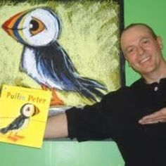 The Book Sniffer: Introducing delightful Petr Horacek and his brand new books