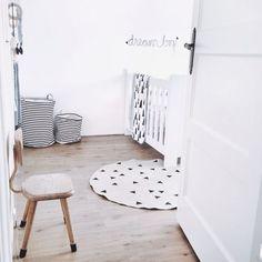 Three ways to create an unique gender neutral nursery | gomommygo.eu