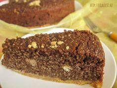 Egy finom Kuszkuszos csokoládétorta ebédre vagy vacsorára? Kuszkuszos csokoládétorta Receptek a Mindmegette.hu Recept gyűjteményében!