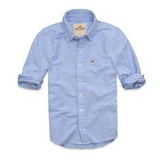 Monarch Beach Oxford shirt blue