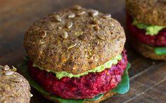 Chia Burger Buns [Vegan, Gluten-Free] | One Green Planet
