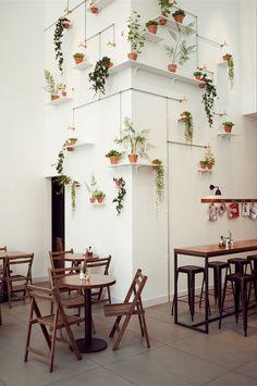 Saladbar SLA - interior design by Nicemakers