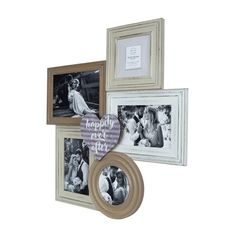 5 Opening Happily Ever After Wall Collage Picture Frame