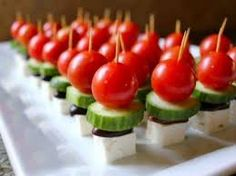 канапе на шпажках рецепты - Поиск в Google