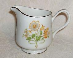 Ekco International Floral Generation Creamer - eBay