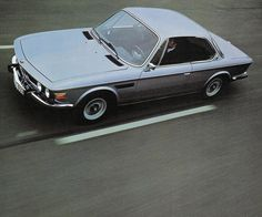 1974 BMW E9 Coupe 2.5 CS