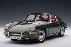 Porsche 911 On the short list of 'dream' cars. Maserati, Bugatti, Ferrari, Lamborghini, 1964 Porsche, Porsche 356, Black Porsche, Porsche Sports Car, Porsche Cars