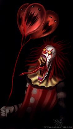 Pennywise 2 by FASSLAYER on deviantART
