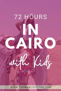 If you are thinking about visiting Cairo with kids, then now is the time. This travel guide gives you an idea on where to stay in Cairo when traveling with kids. Apart from seeing the pyramids, there are many fun things to do in Cairo with kids in 72 hours. Check out my guide by clicking here!  #travel #cairo #egypt #pyramids #familytravel #kidstravel #travelingwithkids #