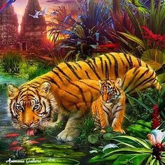 Science Discover tiger cross stitch unfinished mosaic Full Diamond Crafts home Decor Wall Sticker embroidery Handmade diy diamond painting Poster Poster Prints Posters Adult Coloring Pages Art Tigre Parrot Flying Tres Belle Photo Animal Medicine Frames Tiger Art, Pet Tiger, Adult Coloring Pages, Parrot Flying, 3d Poster, Poster Prints, Posters, Animal Medicine, Cute Kittens