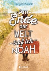 """Es gibt Bücher, die man gedanklich noch eine Weile mit sich herumträgt. """"Am Ende der Welt traf ich Noah"""" ist so eines. Man muss es selbst gelesen, sich der Geschichte hingegeben haben, um ihren Zauber erfassen zu können. @loewe"""