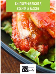 Chicken Rezepte - 7 köstliche Gerichte  #chicken , #summer, #tasty, #food, #healthy,