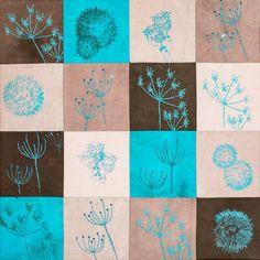 blaue Blütenträume