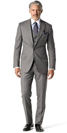 Grey Tonal Stripe