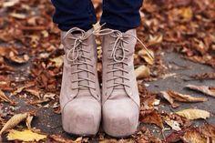Cute fall boots