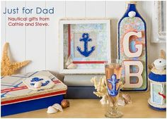 Father's Day Crafts - use this link to see all the project as in pic instructions