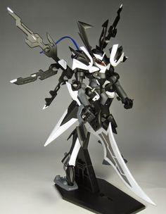 HG 1/144 Susanowo - Hiten - Custom Build - Gundam Kits Collection News and Reviews