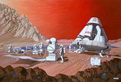Mars Colonization