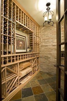 Oakley Home Builders  Wine Cellar  Downers Grove, IL
