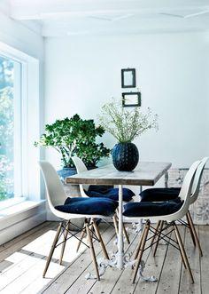 Decor Inspiration - Sweden kind of style