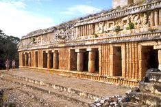 Sayil | ... , AND IMAGING OF THE MAYA CITIES OF UXMAL, KABAH, SAYIL, AND LABNÁ