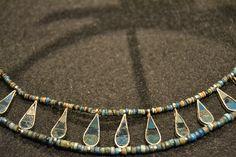 Roman necklace - as seen in an exhibition in Rijksmuseum voor Oudheden, Leiden
