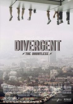Divergent. Its gonna be a movie?!?!! O.o NOOO!!!!