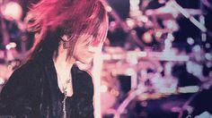 """Yuu """"Aoi"""" Shiroyama, the GazettE."""