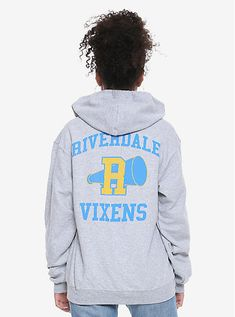 Riverdale Vixens Girls Hoodie Hot Topic Exclusive, , alternate