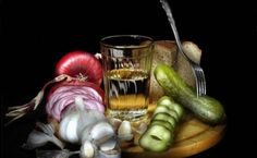 Иннокентий Сомелье: Пятничный натюрморт. Сегодня пьем водку - Блог о жизни   Обозреватель