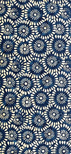 "Hacer lo mismo con azulejo del XVII ""Tonga Batik Kiss"". Indonesian batiks from Timeless Treasures"