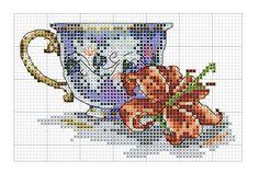 Cross Stitch Kitchen, Cross Stitch Heart, Cross Stitch Cards, Cross Stitch Flowers, Counted Cross Stitch Patterns, Cross Stitching, Cross Stitch Embroidery, Card Patterns, Chain Stitch