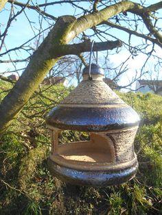 Bird Houses, Bird Feeders, Baths, Clay, Ceramics, Mosaics, Nesting Boxes, Pottery, Clays