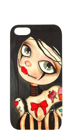 Anabella iPhone Case | Blame Betty