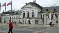 Výsledok vyhľadávania obrázkov pre dopyt prezidentský palác Bratislava Bratislava, Nasa, Taj Mahal, Building, Travel, Viajes, Buildings, Trips, Construction