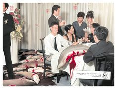 As many as 40 sharks are killed for every Chinese wedding!