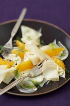 Dieses Carpaccio Rezept ist eine köstliche Kombination für Vegetarier.