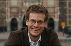 Author John Green, The Fault in Our Stars