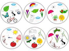 Podgląd miniatur o element napędowy Google Drive, Toddler Fun, Toddler Preschool, Fun Games For Kids, Diy For Kids, Hugo Game, After School Club, Spring, Vocabulary Games