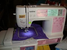 Brother PE500 4×4 #Embroidery #Machine With 67 Built-in Stitches, 70 Built-in Designs, and 5 Fonts Review