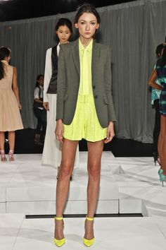 See the complete Marissa Webb Spring 2013 Ready-to-Wear collection.