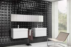 M s de 1000 ideas sobre ba os de azulejos blancos en - Gresites para banos ...
