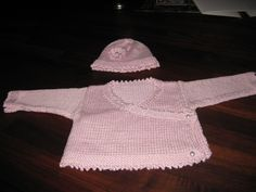 Gemma's baby sweater
