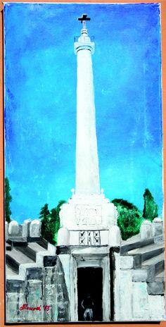Monumento Mussolini - Amantea (RC)